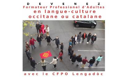 Devenez formateur professionnel d'adultes en langue-culture occitane ou catalane