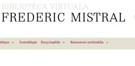 Bibliotèca virtuala Frederic Mistral