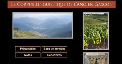 Corpus linguistique de l'ancien gascon