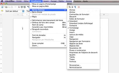 Actualit s occitanes nouvelles ressources - Correcteur orthographique open office ...